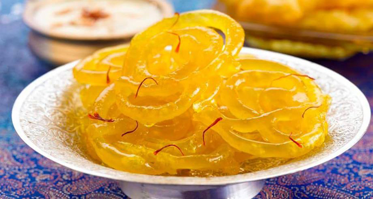 rajdhani republic day feast has jalebis